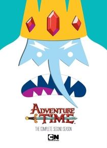 Hora de Aventura (2ª Temporada) - Poster / Capa / Cartaz - Oficial 3