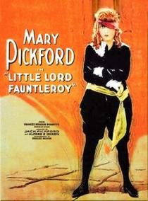 O Pequeno Lord Fauntleroy - Poster / Capa / Cartaz - Oficial 1