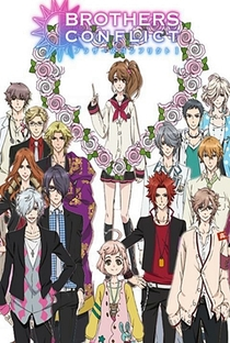 Brothers Conflict - Poster / Capa / Cartaz - Oficial 6