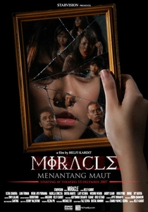Miracle: Death Challenge - Poster / Capa / Cartaz - Oficial 1