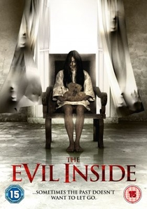 The Evil Inside - Poster / Capa / Cartaz - Oficial 1