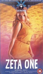 Zeta One - Poster / Capa / Cartaz - Oficial 6