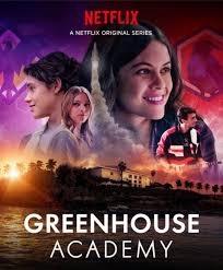 Greenhouse Academy (1ª temporada) - Poster / Capa / Cartaz - Oficial 1