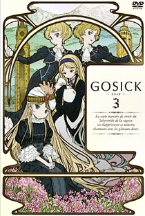 Gosick - Poster / Capa / Cartaz - Oficial 32