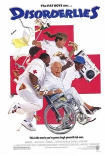 Três Trapalhões da Pesada - Poster / Capa / Cartaz - Oficial 1