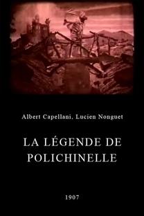 La Légende de Polichinelle - Poster / Capa / Cartaz - Oficial 1