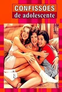 Confissões de Adolescente (2ª Temporada) - Poster / Capa / Cartaz - Oficial 1