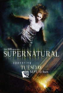 Sobrenatural (1ª Temporada) - Poster / Capa / Cartaz - Oficial 2