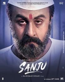 Sanju - Poster / Capa / Cartaz - Oficial 7