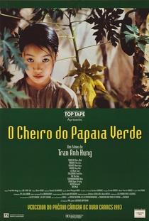 O Cheiro do Papaia Verde - Poster / Capa / Cartaz - Oficial 8