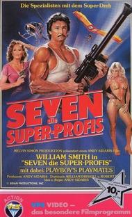 Seven - Poster / Capa / Cartaz - Oficial 1