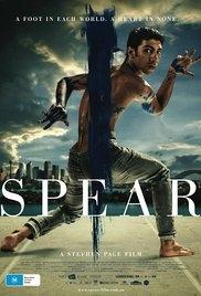 Spear - Poster / Capa / Cartaz - Oficial 1