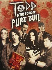 Todd and the Book of Pure Evil (1ª Temporada) - Poster / Capa / Cartaz - Oficial 1