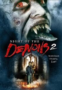A Noite dos Demônios 2 - Poster / Capa / Cartaz - Oficial 2