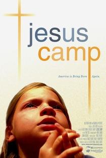 Jesus Camp - Poster / Capa / Cartaz - Oficial 1