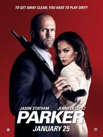Parker - Poster / Capa / Cartaz - Oficial 5