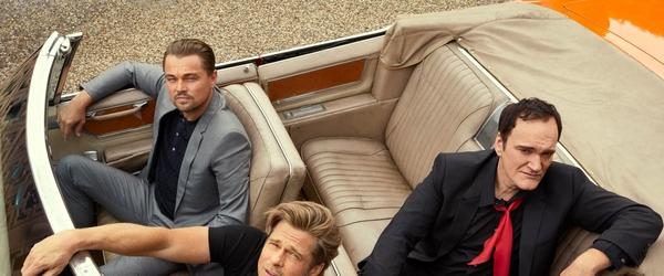 Era Uma Vez em Hollywood pode ser o último filme de Quentin Tarantino