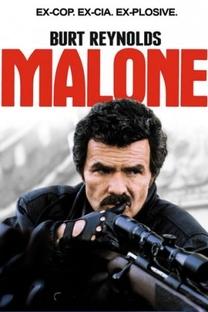 Malone - O Justiceiro    - Poster / Capa / Cartaz - Oficial 2