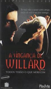 A Vingança de Willard - Poster / Capa / Cartaz - Oficial 3