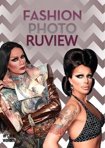 RuPaul's Drag Race Fashion Photo RuView com Raja e Raven! - Poster / Capa / Cartaz - Oficial 1