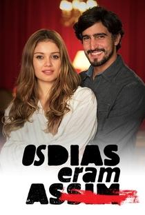 Os Dias Eram Assim - Poster / Capa / Cartaz - Oficial 3