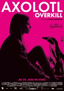 Axolotl Overkill - Poster / Capa / Cartaz - Oficial 1
