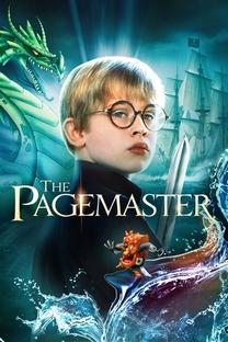 Pagemaster – O Mestre da Fantasia - Poster / Capa / Cartaz - Oficial 3
