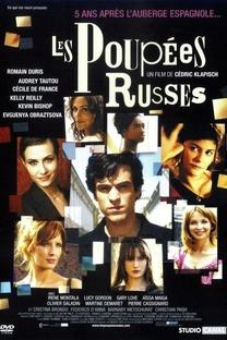 Bonecas Russas - Poster / Capa / Cartaz - Oficial 4