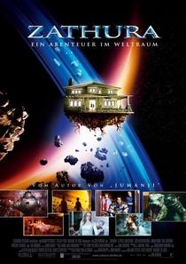 Zathura: Uma Aventura Espacial - Poster / Capa / Cartaz - Oficial 7