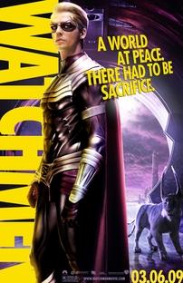 Watchmen: O Filme - Poster / Capa / Cartaz - Oficial 24