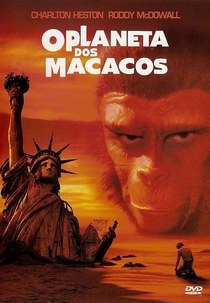O Planeta dos Macacos - Poster / Capa / Cartaz - Oficial 2
