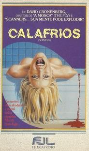 Calafrios - Poster / Capa / Cartaz - Oficial 4