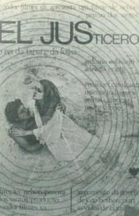 El Justicero - Poster / Capa / Cartaz - Oficial 1