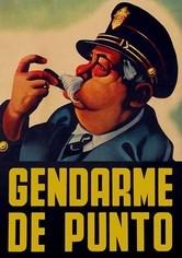 Gendarme de Punto - Poster / Capa / Cartaz - Oficial 1