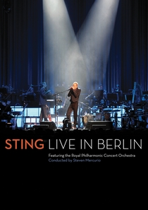 Sting: Live in Berlin - Poster / Capa / Cartaz - Oficial 1