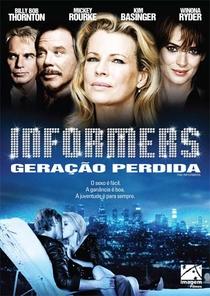 Informers - Geração Perdida - Poster / Capa / Cartaz - Oficial 3
