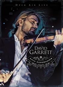 David Garrett: Rock Symphonies - Open Air - Poster / Capa / Cartaz - Oficial 1