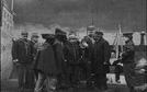 L'Affaire Dreyfus, Débarquement à Quiberon (L'Affaire Dreyfus, Débarquement à Quiberon)