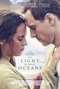 A Luz Entre Oceanos - Poster / Capa / Cartaz - Oficial 1