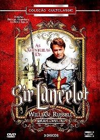 As Aventuras de Sir Lancelot - Poster / Capa / Cartaz - Oficial 1
