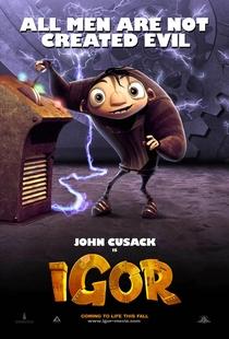 Igor - Poster / Capa / Cartaz - Oficial 1