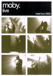 Moby Hotel Live - Poster / Capa / Cartaz - Oficial 1