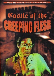 Castle of the Creeping Flesh - Poster / Capa / Cartaz - Oficial 2