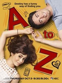 A to Z (1ª Temporada) - Poster / Capa / Cartaz - Oficial 1