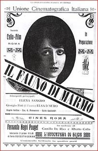 Il Fauno di Marmo - Poster / Capa / Cartaz - Oficial 1