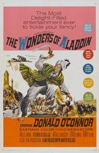 As Maravilhas de Aladdin - Poster / Capa / Cartaz - Oficial 1