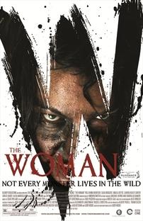 The Woman - Nem Todo Monstro Vive na Selva - Poster / Capa / Cartaz - Oficial 5