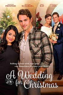 A Wedding for Christmas - Poster / Capa / Cartaz - Oficial 1