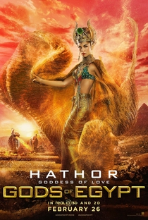 Deuses do Egito - Poster / Capa / Cartaz - Oficial 9