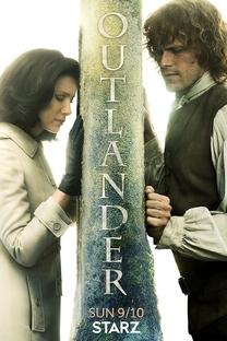 Outlander (3ª Temporada) - Poster / Capa / Cartaz - Oficial 1